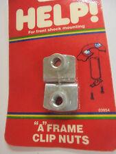 Dorman 03954 A-Frame Clip Nut 5/16''-18 - Shock Mounting - 2 Per Pack