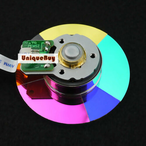 Color Wheel for Optoma Projector HD66 HD70 HD700X HD70S HD72 HD80 HD803 Replace