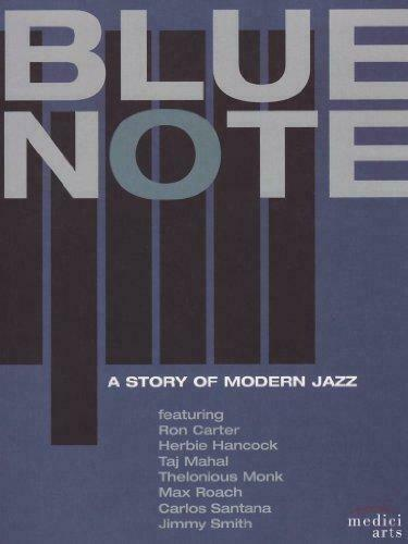Blue Note - A Story Of Modern Jazz - Ron Carter, Herbie Hancock, Ta (NEW DVD)