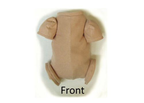 """Doe Suede Body for 17-18/"""" Dolls 3//4 Jointed Arms Full Jointed Legs #503"""