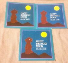 Lot of HAPPY BIRTHDAY MOON Moonbear Picture Books FRANK ASCH Guided Reading VGC