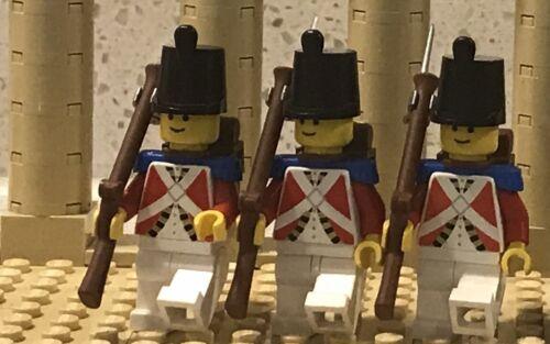 Lego Imperial Soldiers Lego Imperial Guard Lego Pirates British Minifigure RARE