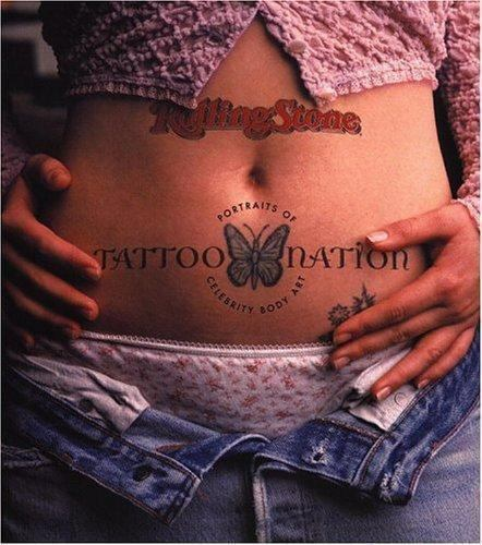 Tattoo Nation: Portraits of Celebrity Body Art-ExLibrary