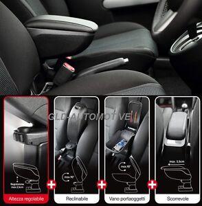 Bracciolo Confort per Alfa Romeo MiTo