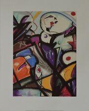 Alfred Gockel EA 136 poster immagine stampa d'arte 30x24cm-SPEDIZIONE GRATUITA