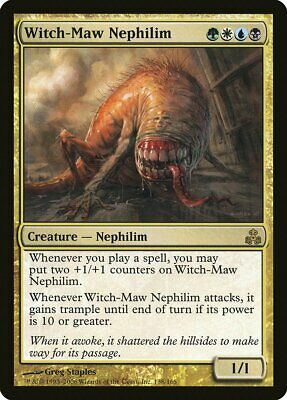Ink-Treader Nephilim Guildpact NM White Blue Red Green Rare MTG CARD ABUGames