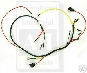 new ford wiring harness naa 1953 1954 ebay