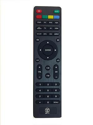 New USBRMT Remote RMT-17 for Westinghouse TV LD-2480 VR2218 VR3215 EW24T3 LD3240