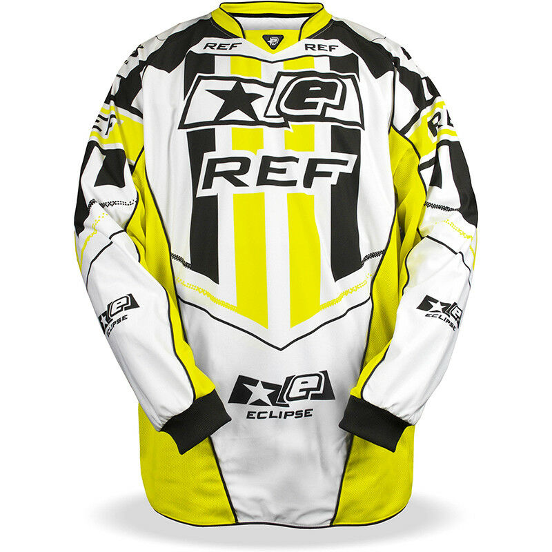 Planet Eclipse Referee Jersey G2 - Yellow - 3X