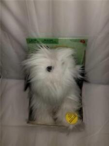 Gemmy-Dog-amp-Cat-Dance-Club-Singing-Fluffy-Dog-Sappy-Sheepdog-New-in-Box