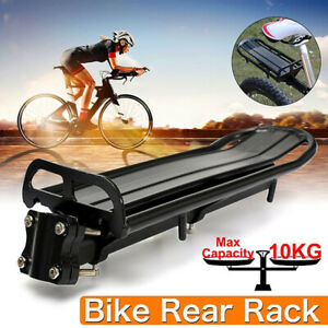 Bike Cycling MTB Aluminum Alloy Bicycle Carrier Rear Luggage Rack Bracket Sale