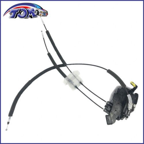Door Lock Actuator Motor Front Left Fits 07-12 Nissan Altima 937-240