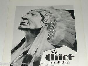 1929-Santa-Fe-Railroad-advertisement-ATSF-Indian-Chief-headdress
