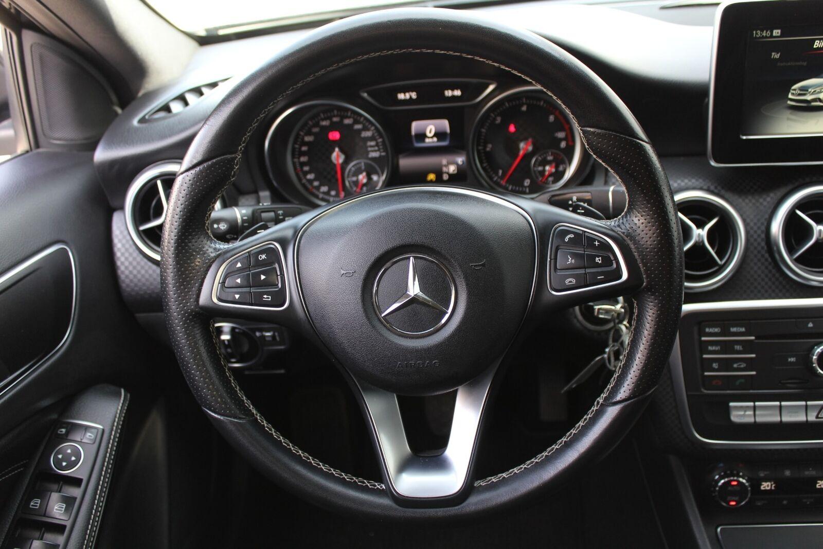 Mercedes A200 d 2,2 Urban aut. - billede 14