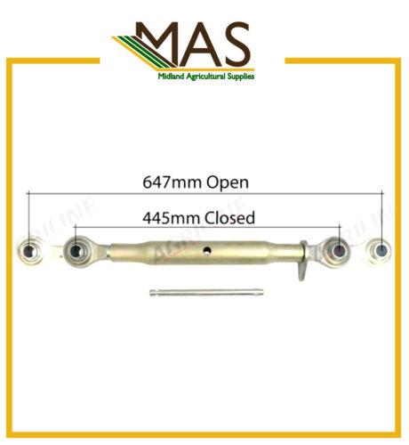 445 Mm 645 mm en funcionamiento Enlace Superior Cat 1-Longitud