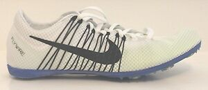 Nike-Zoom-Victory-2-Unisex-Track-Spikes-Flywire-Mid-Distance-White-MSRP-120-NEW