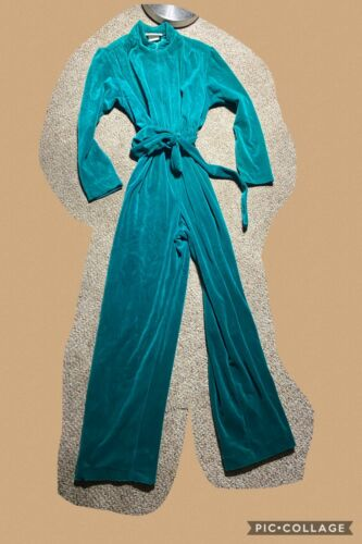 VINTAGE 1960s 70s MOD SAYBURY TERRY CLOTH VELOUR F