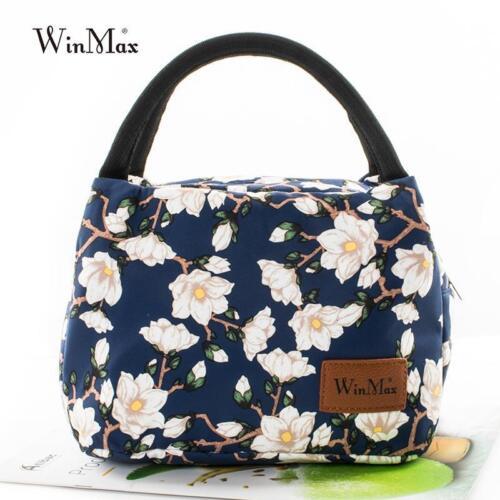 Winmax Brand Food Fresh Keep Lunch Box Bag Polyester Waterproof Picnic