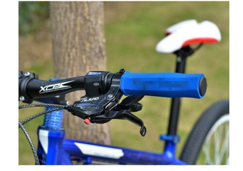 MTB BMX Mountain Bike Bicycle Handlebar Grips Soft Foam Sponge Stunt Scooter End