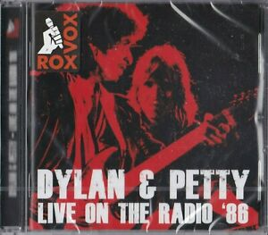 DYLAN-amp-PETTY-Live-on-the-Radio-039-86-2015-cd-Brand-new-amp-sealed