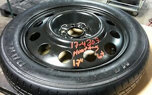 2005-2018-MUSTANG-V6-amp-GT-SPARE-WHEEL-TIRE-DONUT-155-70-17-17-034-SPARE