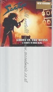 Cd Savatage Ghost In The Ruins A Tribute To Criss