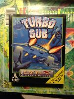 Turbo Sub (lynx, 1991)atari Factory Sealed