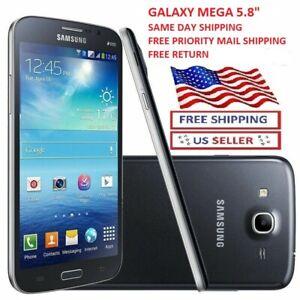 New in box Samsung Galaxy Mega I9152 Android GSM Unlocked DUAL SIM Smart phone