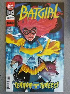 BATGIRL-34a-2019-DC-Universe-Comics-VF-NM-Book