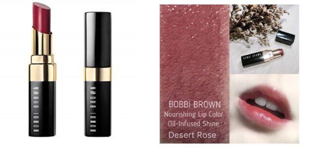 Bobbi Brown Women Cosmetic Nourishing Lip Color - Desert -9749