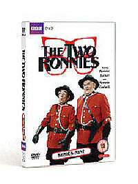 1 of 1 - The Two Ronnies - Series 9 (DVD, 2011)Ronnie Corbett, Ronnie Barker