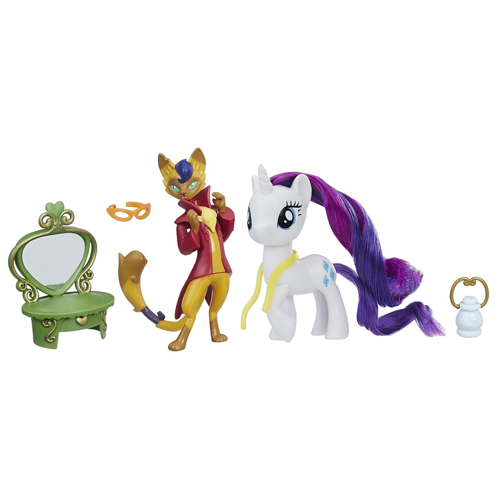 Hasbro My Little Pony Rarity N Capper dapperpaws