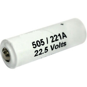 Batterie-A221-505A-22-5V-Alkaline-Batterie-80-MAH