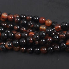8mm 20pc Natural Stone Gemstone Round Spacer Charm Loose Beads Craft