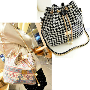 9576dc4191 Image is loading Fashion-Shoulder-Bag-Satchel-Clutch-Women-Handbag-Tote-