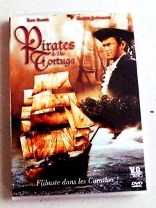 Les-pirates-de-l-039-ile-Tortuga-1961-Robert-D-WEBB-ken-SCOTT-dvd-Tres-bon-e
