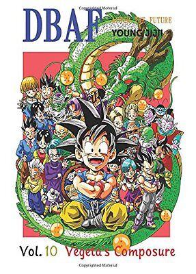 Dragon Ball Af Dbaf Volume 10 English Young Jijii Dbz Super Doujinshi Ultra Rare