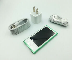 30 Day Warranty 8th Generation 16GB Apple iPod Nano 7th