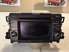 2013 TO 2015 MAZDA CX-5 RADIO CD NAVIGATION GPS