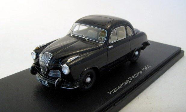 Bos Models 1 43 Hanomag Partner 1951