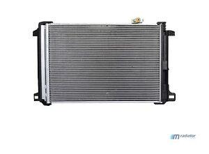 Condensatore-RADIATORE-ARIA-CONDIZIONATA-MERCEDES-E-Class-W212-C-Class-W204-GLK-OE-A2045000654
