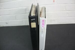 CKStamps-Fantastic-Mint-amp-Used-Germany-Stamps-amp-Cards-Collection-In-2-Binders