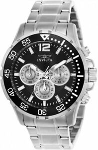 INVICTA-23665-Men-039-s-Specialty-Chronograph-Black-Dial-Watch