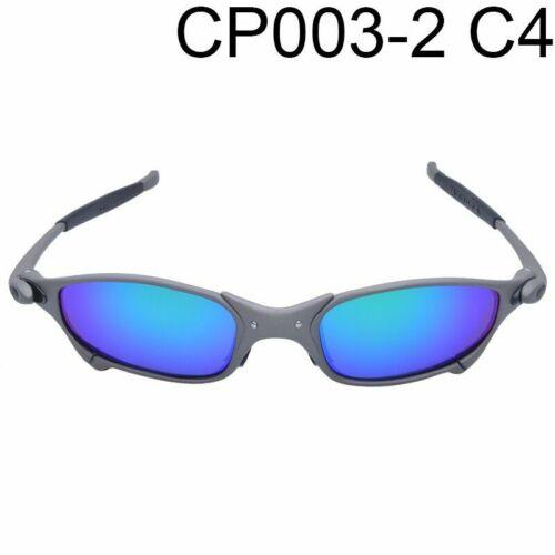 X-Metal Juliet Cyclops Cycling Sunglasses Ruby Polarized Sport Goggles Eyewear