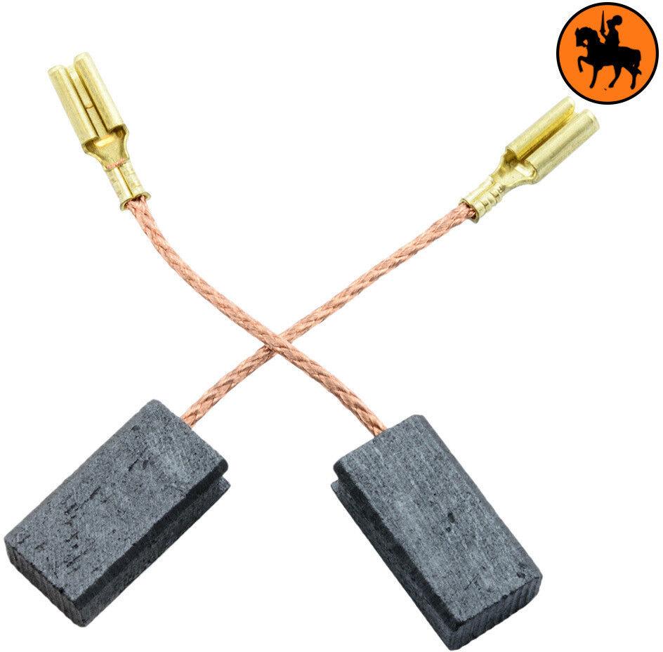 Carbon Brushes For AEG 19-024 279375 WS601 WS602 WS632 KS2.5 Grinder /& Shear