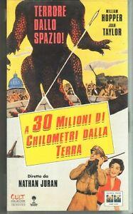 A-30-milioni-di-Chilometri-dalla-Terra-Usa-1957-VHS-Columbia-video-Juran