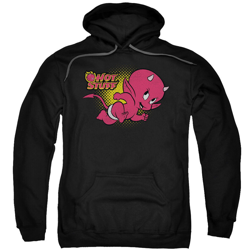 Hot Stuff DEVIL Comic LITTLE DEVIL Stuff Licensed Vintage Style Sweatshirt Hoodie 4cb289