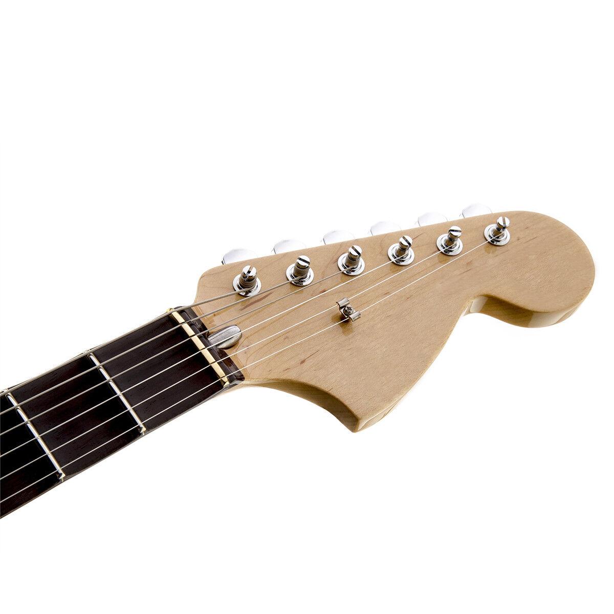 copper guitar nut 6 string nut slotted 42mm for strat tele guitar 634458520447 ebay. Black Bedroom Furniture Sets. Home Design Ideas