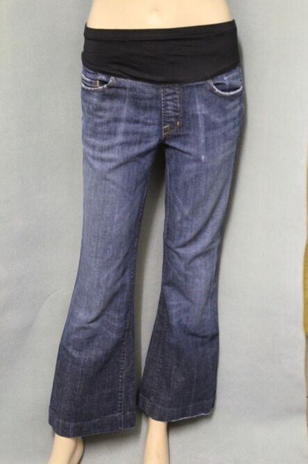 Citizens of Humanity Maternity Belly Panel Jeans size 29