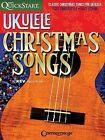 Ukulele Christmas Songs by Kevin Rones (Paperback / softback, 2012)